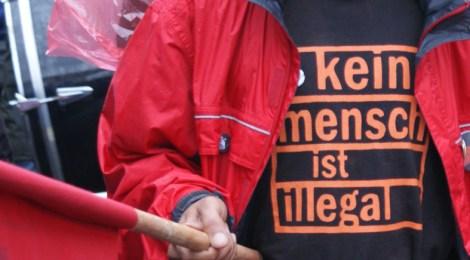 Straftaten gegen Flüchtlingsunterkünfte und Flüchtlinge nehmen zu
