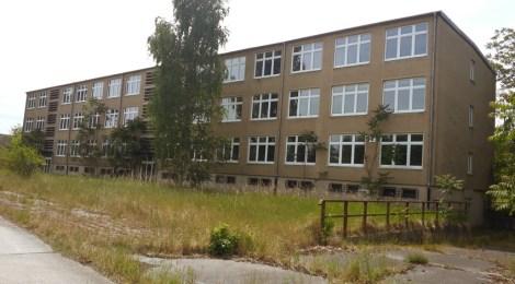 Besuch in Damsdorf - 600 Plätze in Gemeinschaftsunterkunft?