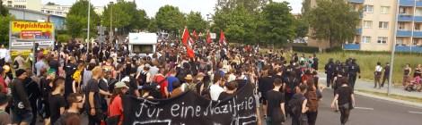Nachgefragt: Fremdenfeindliche und neonazistische Aktivitäten in Brandenburg im 3. Quartal 2015