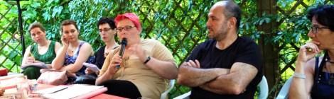 Veranstaltung zur Asyl- und Flüchtlingspolitik in Oranienburg