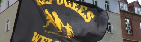 Pressemitteilung: Streit um schärferes Asylrecht bringt keine Lösung