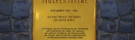 Was ein Blogbeitrag so auslösen kann... - Enkelin einer Frau gefunden, für die Stolperstein in Nauen verlegt wird