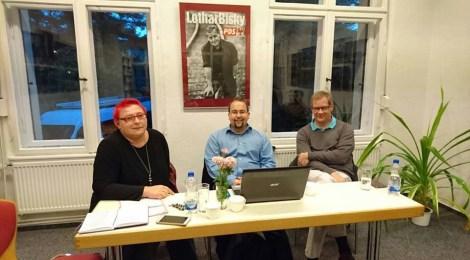 """Bericht von der Veranstaltung """"DIE LINKE und die Polizei"""""""