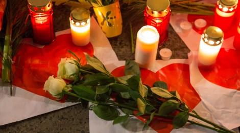 Der Opfer gedenken