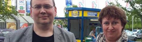 Johlige fragt… Susanne Schwanke-Lück und Thomas Lück zur Bürgermeisterwahl in Nauen