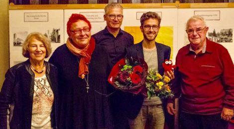 Kandidatur von Tobias Bank zur Bürgermeisterwahl in Wustermark