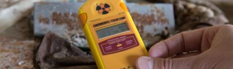 Zerstörtes Leben - Verlorene Welt - Die Sperrzone um Tschernobyl - Ein Bericht meiner zweiten Reise im April 2018