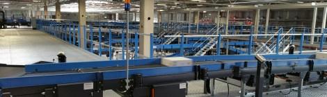 Eröffnung des neuen Hermes-Logistikzentrums in Ketzin