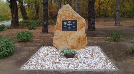 Gedenkorte: Gedenkstätte des KZ-Außenlagers in Schlieben-Berga
