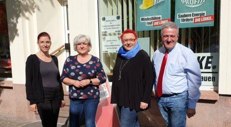 Pressemitteilung: Wahlprogramm der LINKEN - Das Havelland l(i)ebenswert gestalten - sozial, gerecht, tolerant