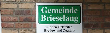 """Besuch beim """"alten"""" und beim """"neuen"""" Bürgermeister von Brieselang"""