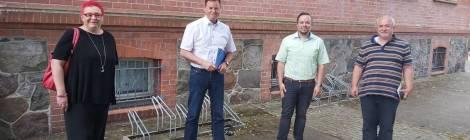 Sommer, Sonne, Sommertour... Wusterhausen will kräftig in den Schulcampus investieren