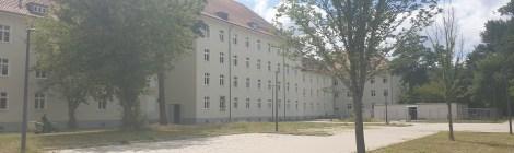 Sommer, Sonne, Sommertour... Besuch bei der Landrätin Konni Wehlan und in der Erstaufnahmeeinrichtung in Wünsdorf