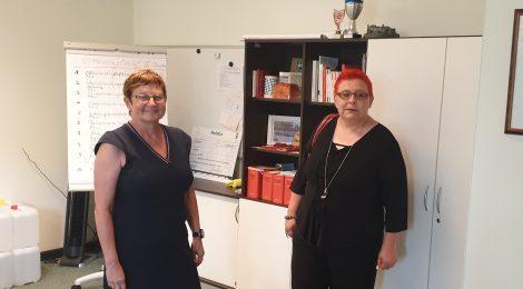 Sommer, Sonne, Sommertour... Gedenkkultur in Teltow-Fläming und Besuch bei der linken Bürgermeisterin Ute Hustig in Nuthetal