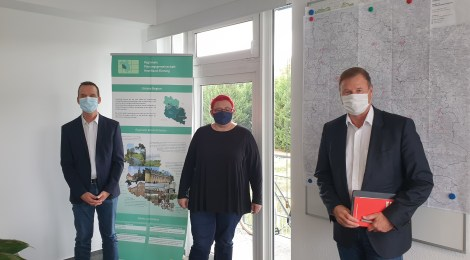 Pressemitteilung: Zehn havelländische Kommunen sind künftig grundfunktionale Schwerpunkte