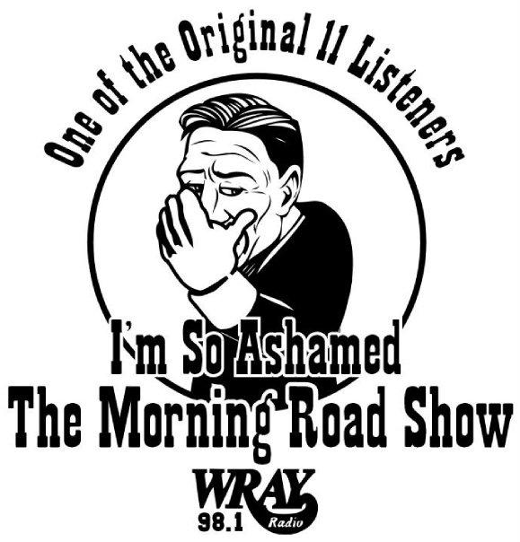 WRAY Morning Show tee