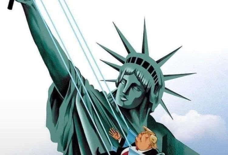 """+++ US-Wahlen 2020 +++: """"Die amerikanische Demokratie hat Trump überlebt"""" – Pressestimmen zu Bidens Wahlerfolg – Handelsblatt"""
