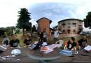 La premiazione del fantacalcio – VIDEO 360°
