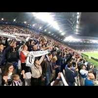 Lo Juventus Stadium canta l'inno della Juve - Video a 360° - VIDEO