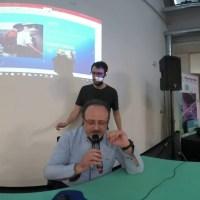 Peppino Di Giugno tra Napoli e Parigi: tecnologia digitale per il tempo reale - A Bit Of History - VIDEO