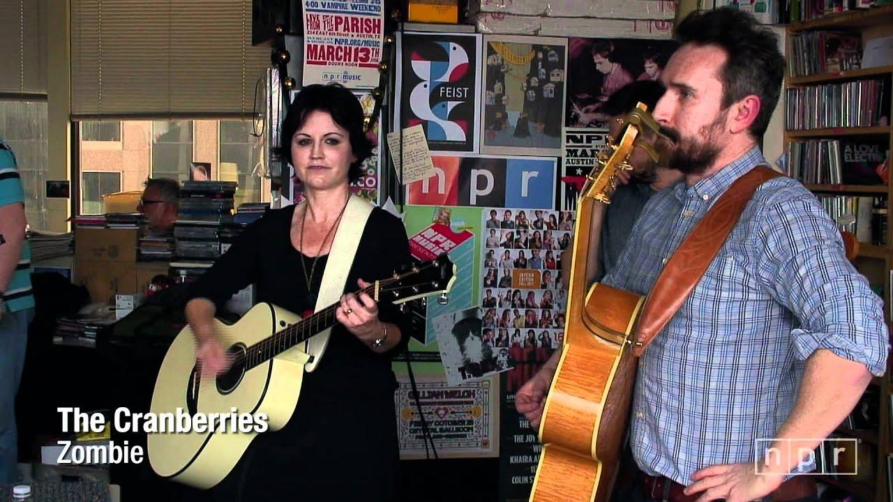 The Cranberries: NPR Music Tiny Desk Concert (YouTube)