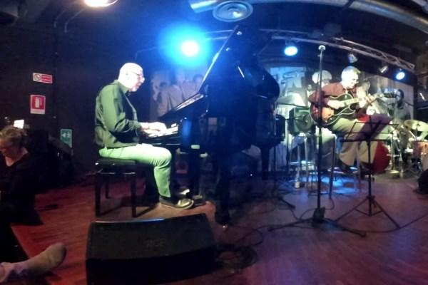 Tessarollo Moroni Quartet – Gershwin a 360° – VIDEO