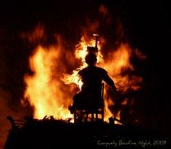 bonfire2009