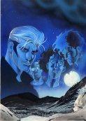 TERRA COVER- acrilic - 1993