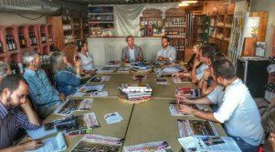 Sistema Monferrato e Alexala, conferenza stampa Monferrato Autentico