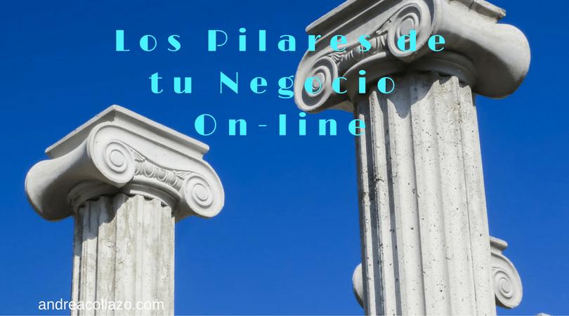 Los pilares de tu negocio online