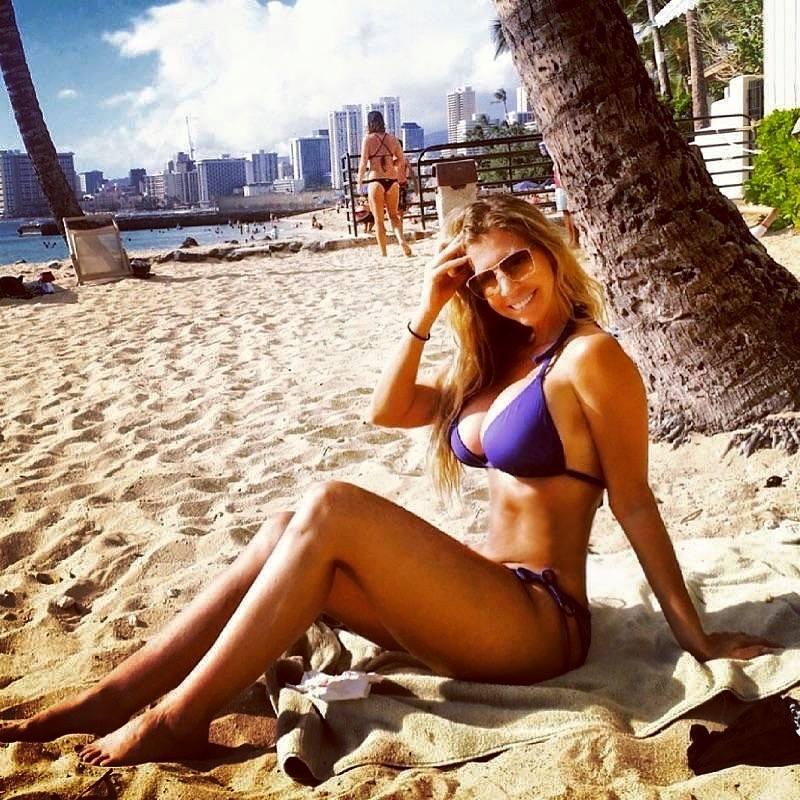 Found the beach:)