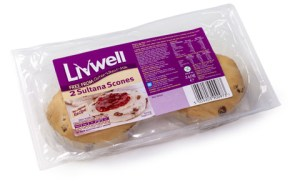 livwell scones