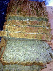 Yummy seeded gluten-free bread