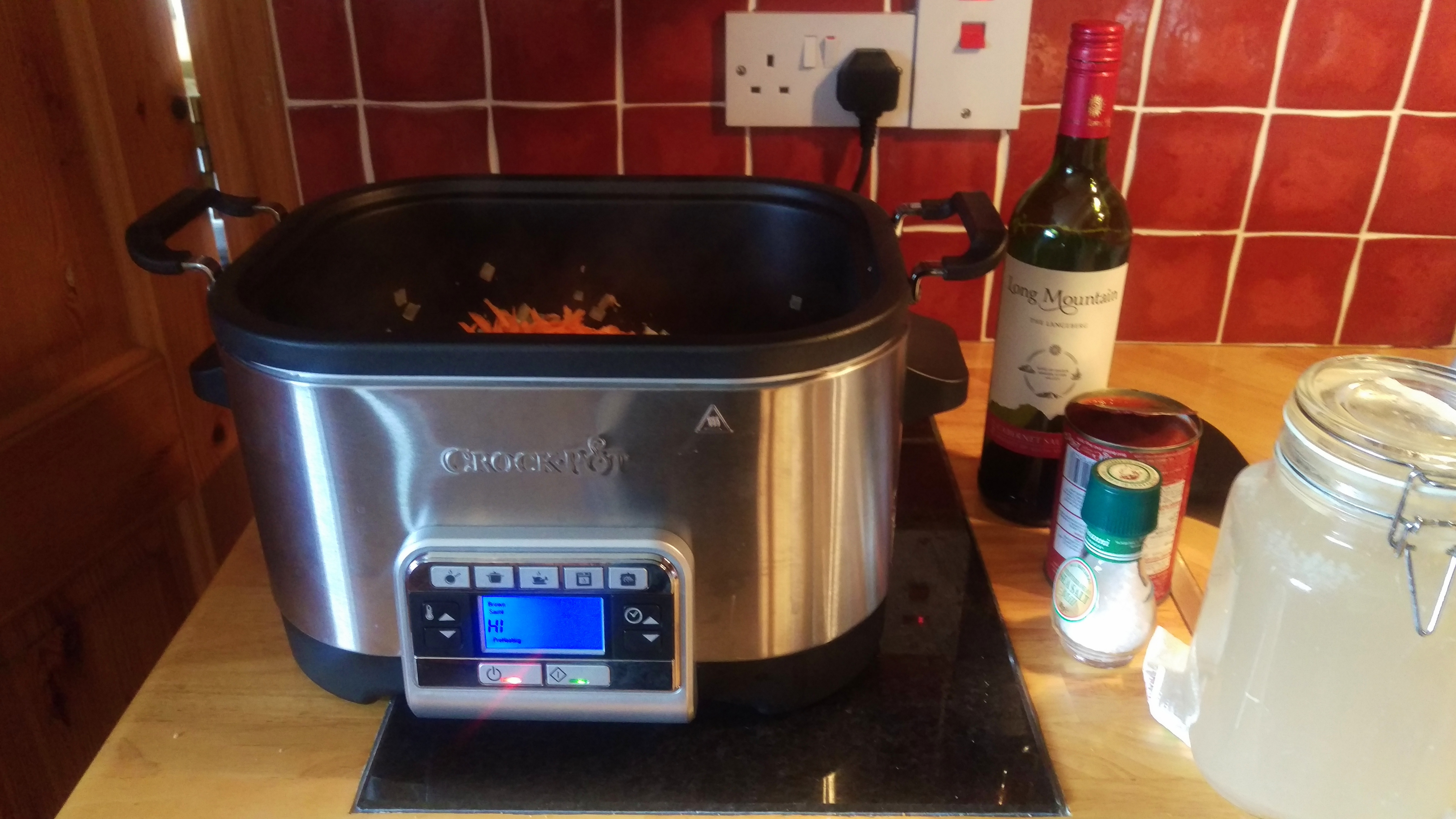 Mince two ways: burgers and slow cooked