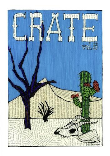 CRATE Literary Magazine