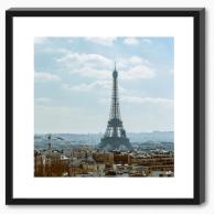 Eiffel negro