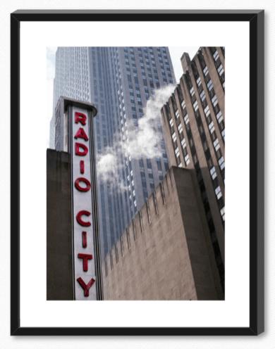 Radio City negro