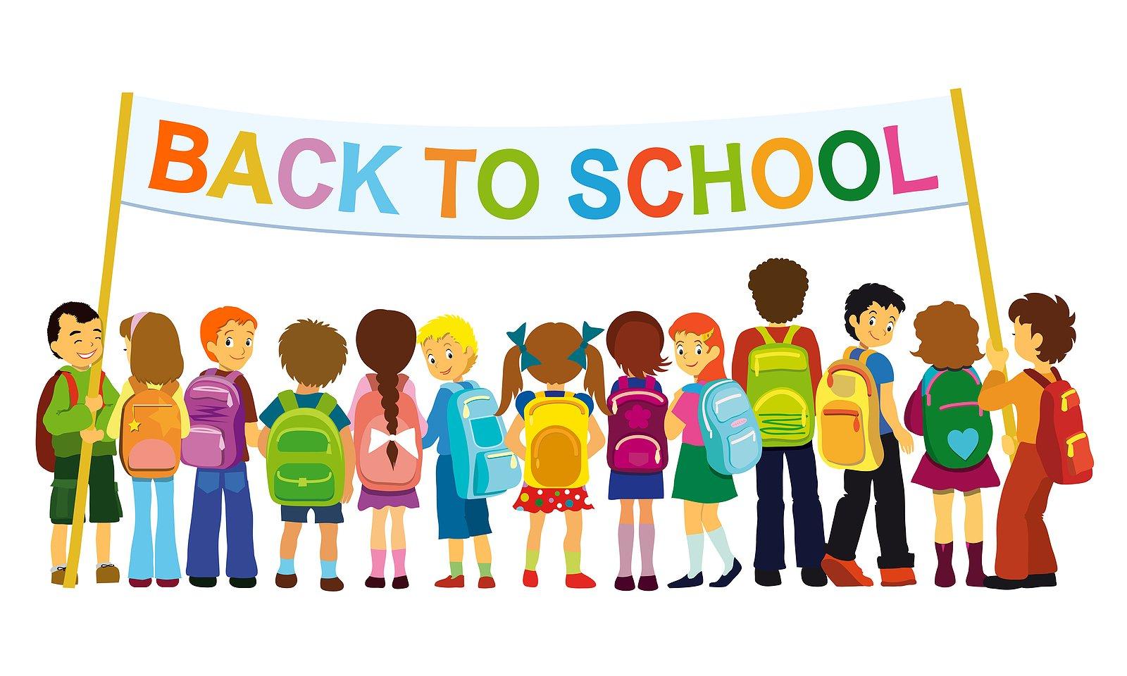 Oggi si torna a scuola!