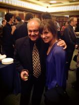 With Maestro Jaime Laredo