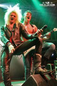 Kissin' Dynamite Saarbrücken Garage, 03.05.2012 - Hannes, Ande