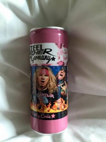 Energy Drink - Geschenk von einer Freundin