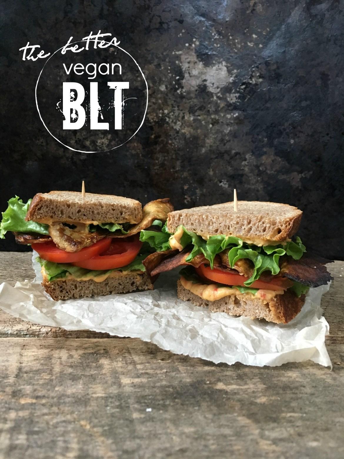 better vegan BLT