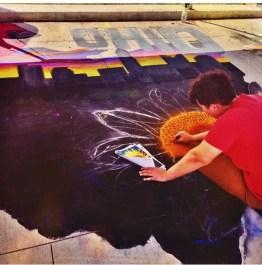 Art Work at the Columbus Art Festival