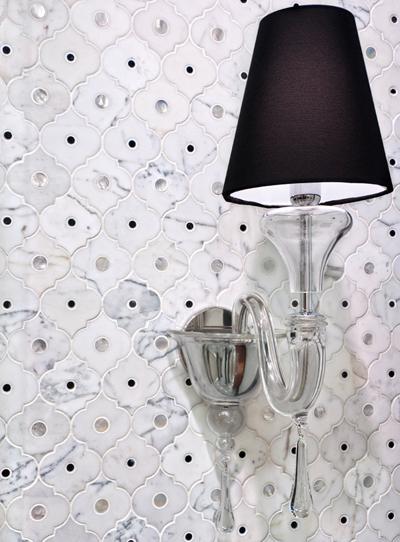 artistic tile nest interior design