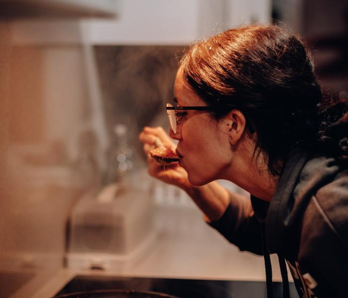Que significa verdaderamente ser una mujer chef