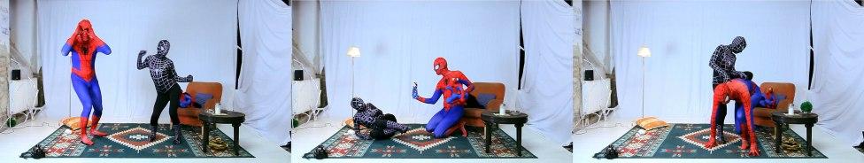 Canvas Spider Episode4