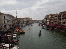 De grachten van Venetië