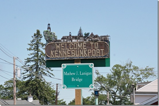 Kennebunkport Maine Clam