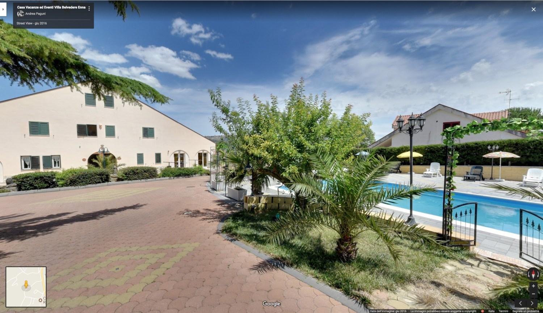 Casa Vacanze ed Eventi Villa Belvedere Enna