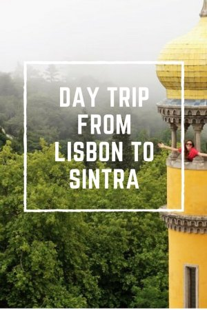 Day Trip from Lisbon to SIntra, Portugal | www.andreapeacock.com